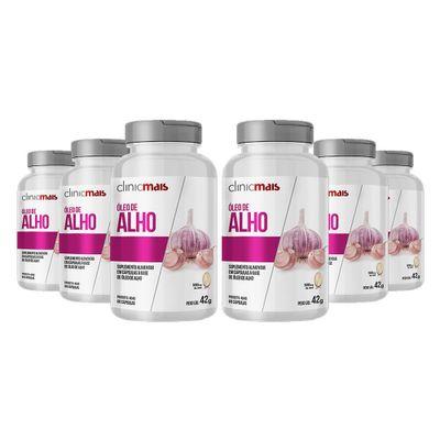 cha-mais-kit-6x-oleo-de-alho-60-capsulas-loja-projeto-verao