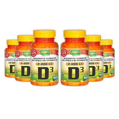 unilife-kit-6x-vitamina-d3-colecalciferol-2000UI-60-capsulas-loja-projeto-verao