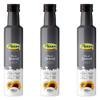 pazze-kit-3x-oleo-girassol-250ml-loja-projeto-verao