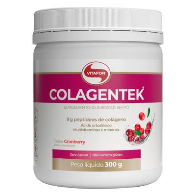vitafor-colagentek-sabor-cranberry-300g-loja-projeto-verao